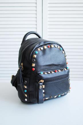 Рюкзак 9380. Цвет: черный