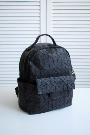 Рюкзак 666. Цвет: черный-черный