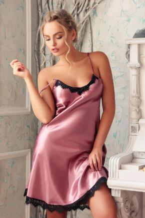 Пеньюар 007. Цвет: сиренево-розовый