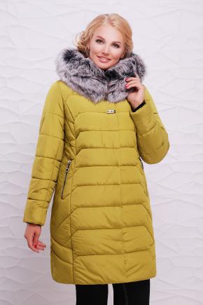 Куртка Вероника. Цвет: яблоко