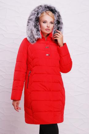 Куртка Вероника. Цвет: красный