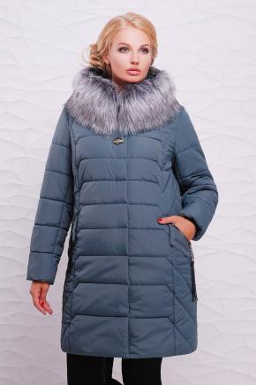 Куртка Алиса. Цвет: изумруд