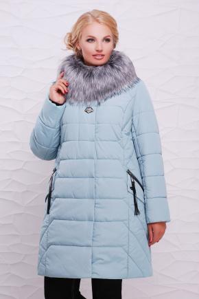 Куртка Алиса. Цвет: мята
