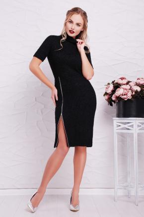 платье Зафира к/р. Цвет: черный