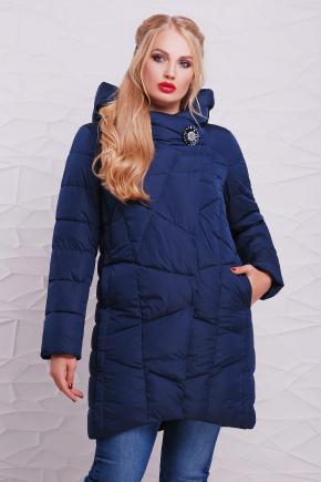Куртка 099. Цвет: темно-синий