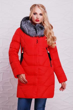 Куртка 17-122. Цвет: красный