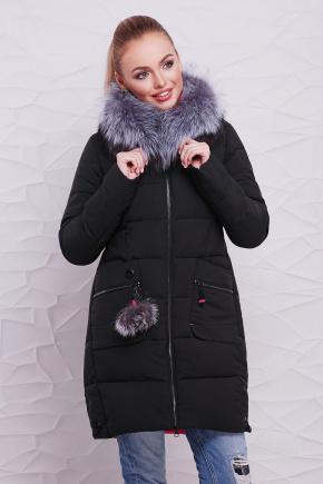 Куртка 17-61. Цвет: черный