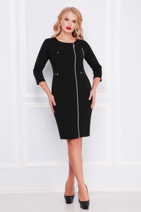 платье Арина-Б д/р. Цвет: черный