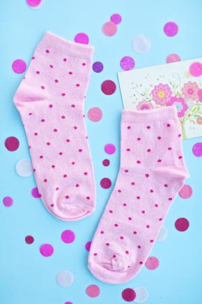 Носки 1009. Цвет: розовый