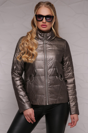 Куртка 18-126(б). Цвет: бронзовый