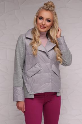 Куртка 18-006. Цвет: серый