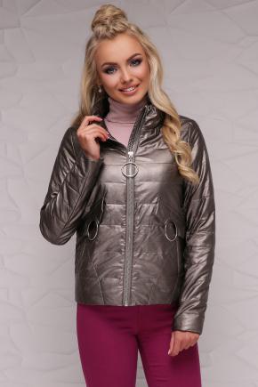 Куртка 18-126. Цвет: бронзовый