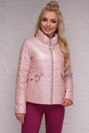Куртка 18-126. Цвет: пудра