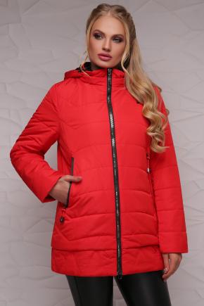 Куртка 17-095. Цвет: красный