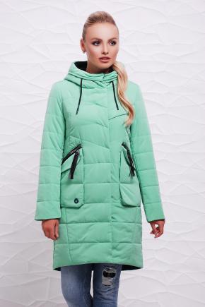 Куртка 17-137. Цвет: мята