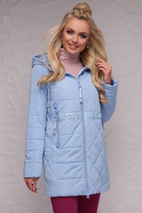 Куртка 17-757. Цвет: голубой