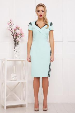платье Светла к/р. Цвет: мята