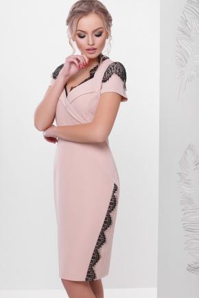 платье Светла к/р. Цвет: персик