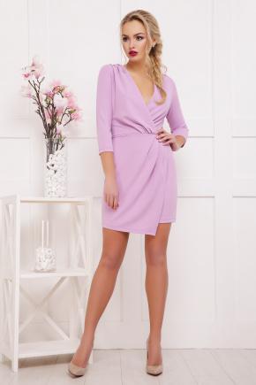 платье Летиция д/р. Цвет: лавандовый