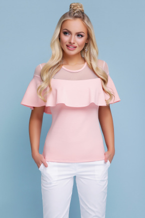 блуза Сонья б/р. Цвет: персик