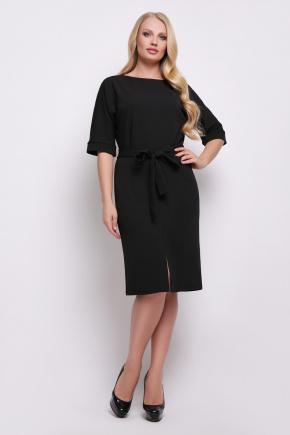 платье Руся-Б к/р. Цвет: черный