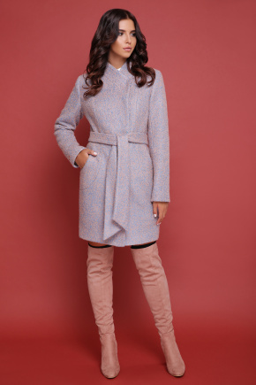 пальто П-308. Цвет: 1214