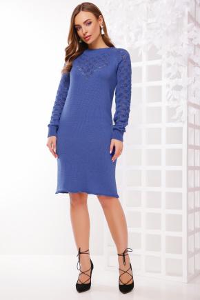 Платье 150. Цвет: синий