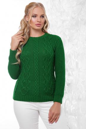 Свитер 151 Б. Цвет: зеленый