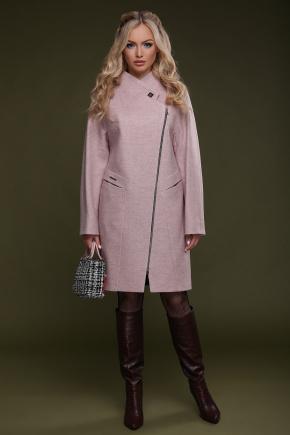 Пальто ПМ-84. Цвет: розовый