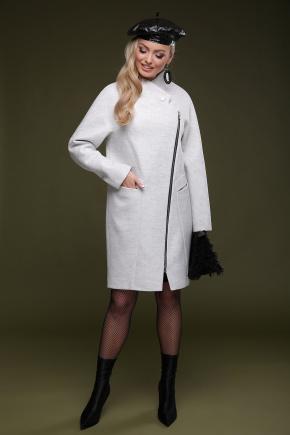 Пальто ПМ-84. Цвет: белый