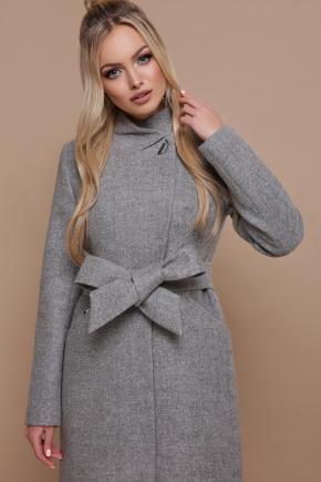 Пальто ПМ-87. Цвет: серый