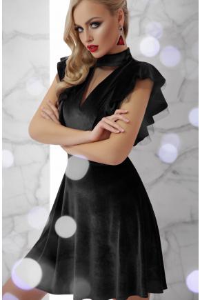 платье Джолана б/р. Цвет: черный