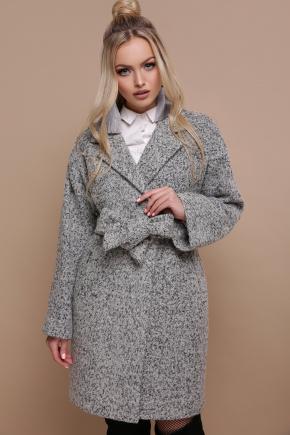 пальто П-300-90. Цвет: 1205-серый