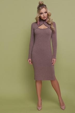платье Альбина д/р. Цвет: капучино