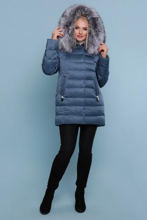 Куртка 18-185-Б. Цвет: волна