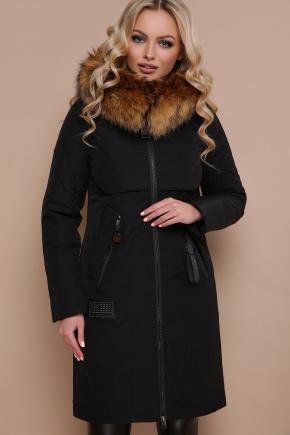 Куртка 18-199. Цвет: черный