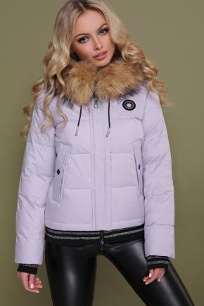 Куртка 18-132. Цвет: фиолетовый