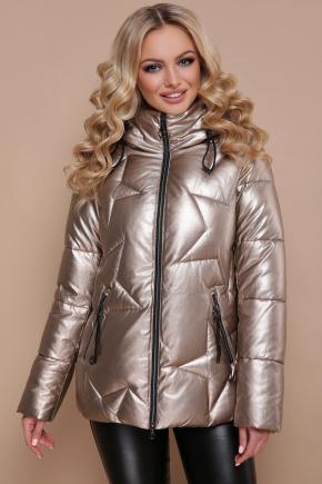 Куртка 18-146. Цвет: золото