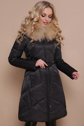 Куртка 18-86. Цвет: черный