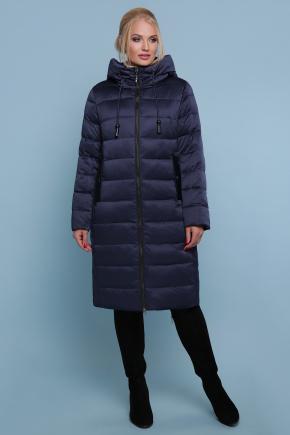 Куртка 18-197-Б. Цвет: т.синий