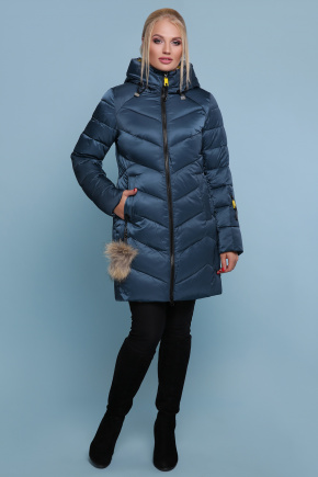 Куртка 18-71. Цвет: волна