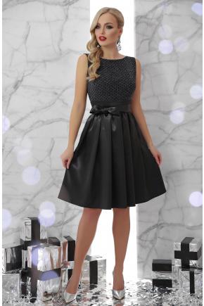 платье Люсиль б/р. Цвет: черный