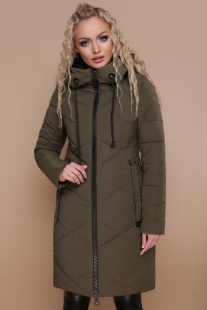 Куртка 819. Цвет: хаки