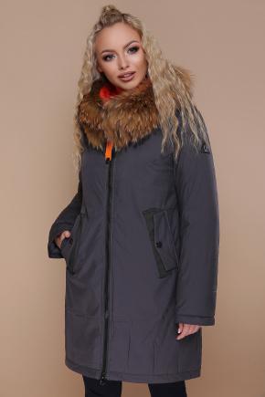 Куртка 18-098. Цвет: серый