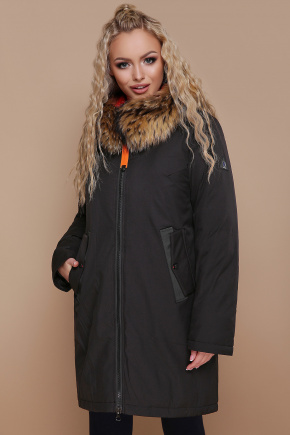 Куртка 18-098. Цвет: черный