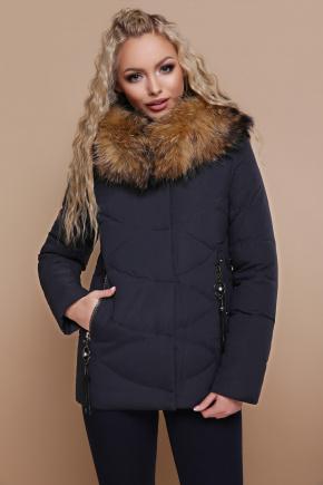 Куртка 18-129. Цвет: синий