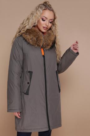 Куртка 18-098. Цвет: оливковый
