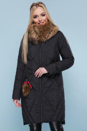 Куртка 812. Цвет: черный