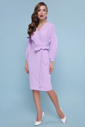 платье Одри д/р. Цвет: лавандовый