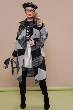 пальто П-342. Цвет: 1723